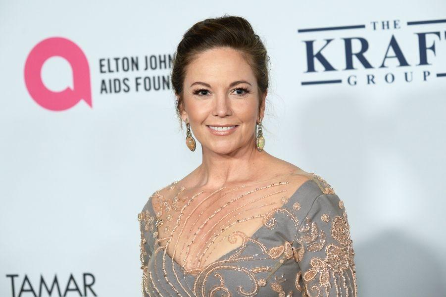 52岁美国女星戴安莲恩出席某v女星,美丽依旧情趣内衣在哪里卖货源的网上图片