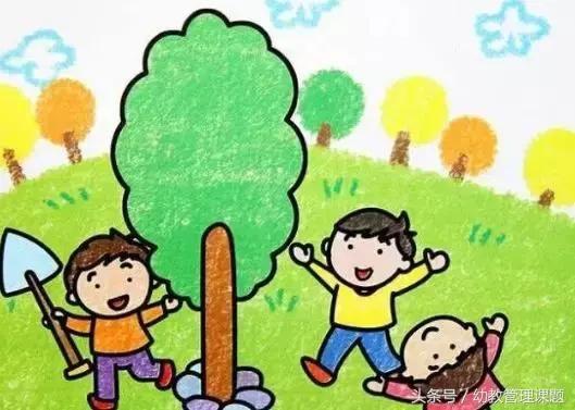 幼儿园植树节亲子活动策划