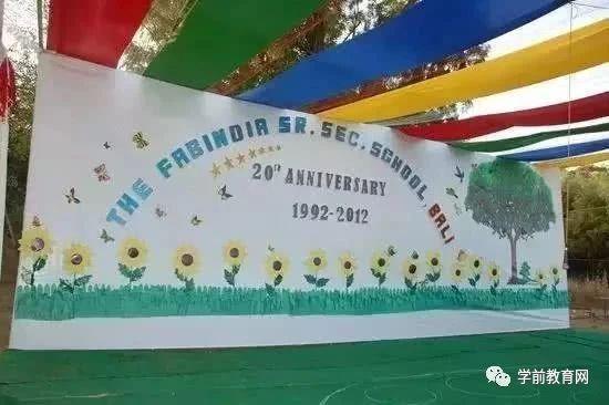 幼儿园环创:幼儿园毕业典礼场地布置,多款创意!