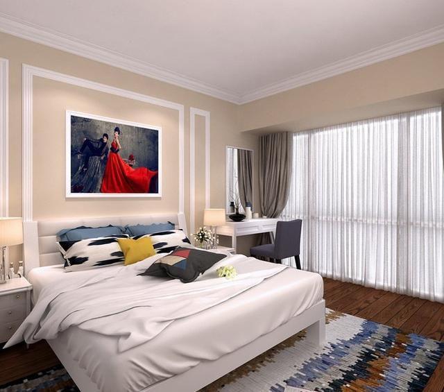 如何打造三房两厅的简约现代风格装修?追求生活美感