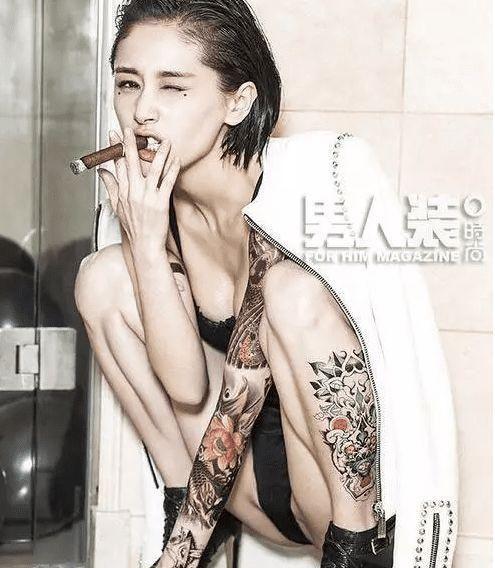 《男人装》脱而不俗的6大性感女星,赵丽颖杨幂刘诗诗上榜!
