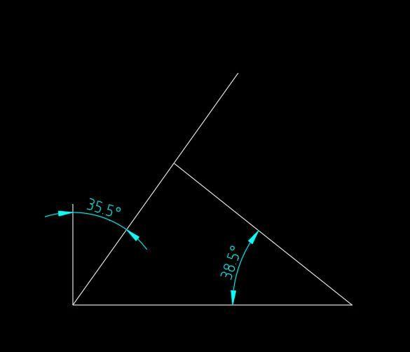 CAD里面绝对、相对、极坐标是?区别cad总长线条v总长图片