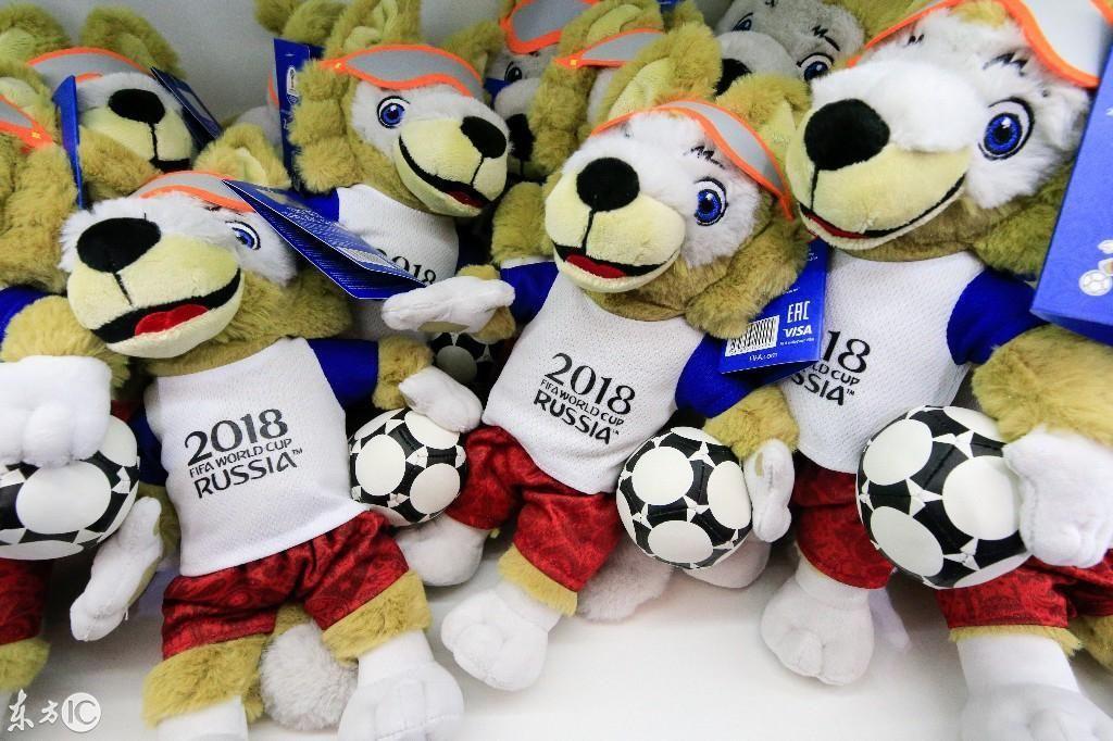 摄影纪实:俄罗斯2018年世界杯纪念品