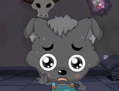 《喜羊羊与灰太狼》中颜值最高的六只小狼,小灰灰仅排