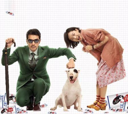 周冬雨李易峰携《动物世界》出席活动,冬叔也是男神收割机啊