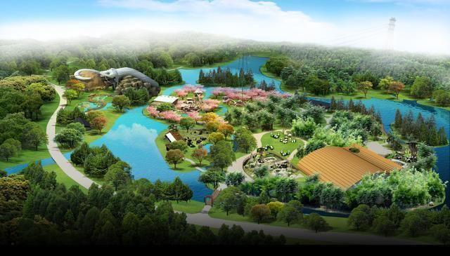 开启南通旅游新时代!南通森林野生动物园新闻发布会隆重举行!