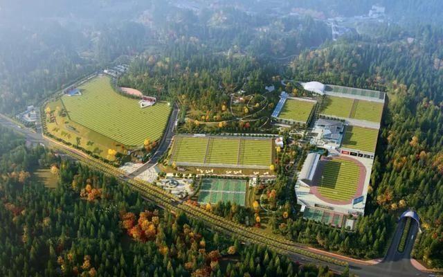 贵州都匀国际足球小镇_贵州都匀足球小镇