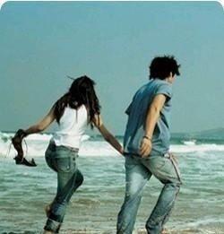有一天,我们可以可以也这样相爱在一起?
