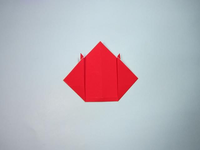 儿童手工折纸包包 手提包折纸步骤图解
