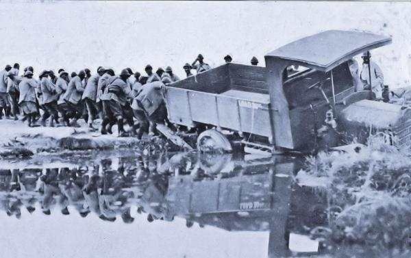 人海战术的没落之战, 第一次世界大战中最惨烈