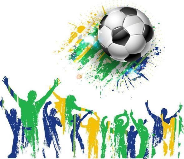 """""""我有一个足球梦""""2018世界杯直通车邀请热爱足球的青少年儿童们."""