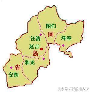 中国朝鲜族所使用的朝鲜语更像朝鲜的朝鲜语还
