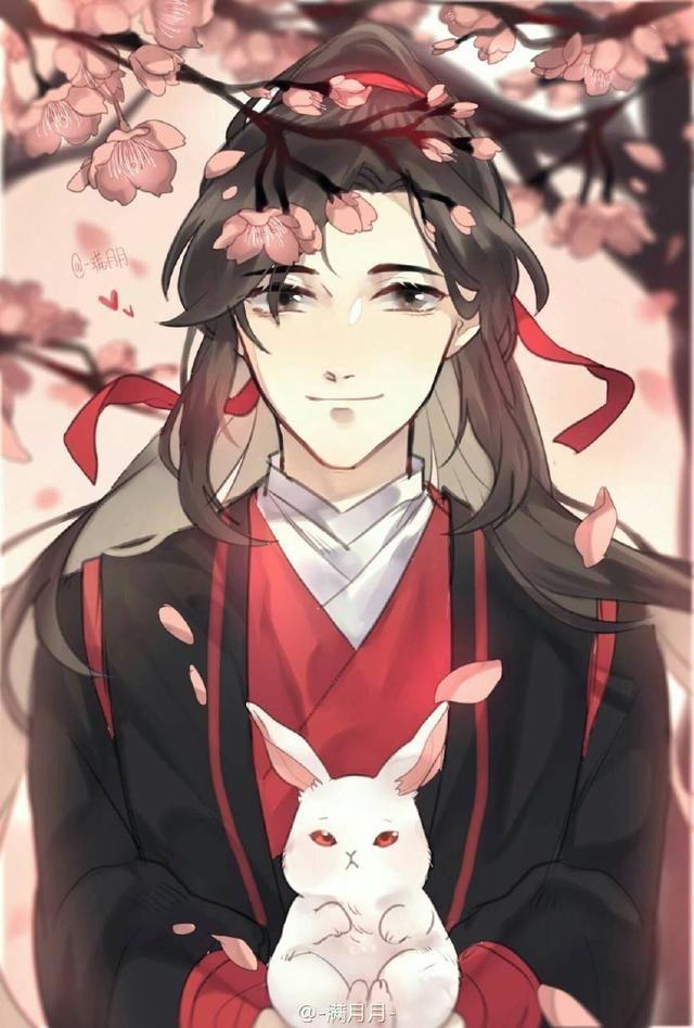 魔道祖师:喜欢狗的江澄,养兔子的蓝湛,骑驴的魏婴,你最喜欢谁