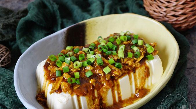 入秋多吃豆腐少吃肉,教你东北吃法,做法贼简单,比吃肉还过瘾