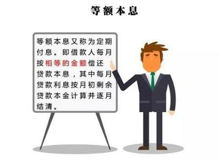 房贷利息是多少_等额本息计算方法详解_等额本息提前还款划算吗_微信公众号文章