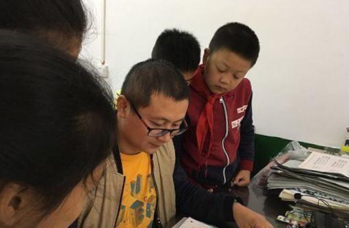 扎根农村 甘为人梯--记湖南衡南县星火实验小学