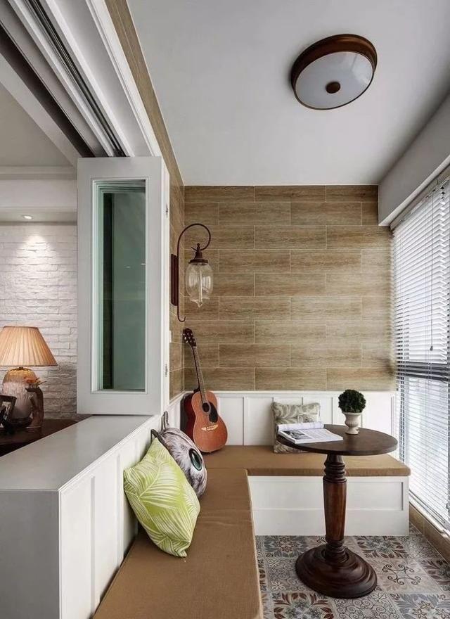 超漂亮的新房装修美式田园风