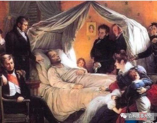 拿破仑死亡之谜,拿破仑怎么死的?