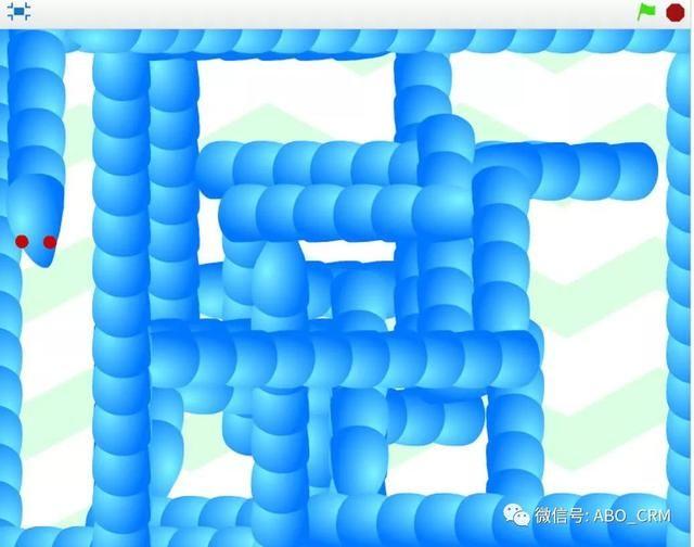 561x248 - 24kb - jpeg 做游戏学编程:手把手教你做贪吃蛇游戏 304x