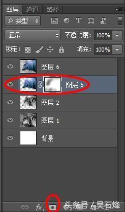 零基础学习photoshopcs6第二十一课 图层蒙版