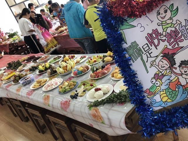 活动饮食文化,举办经典国际远达美食品味校园端午美食节传播小学美食节房山窦店图片
