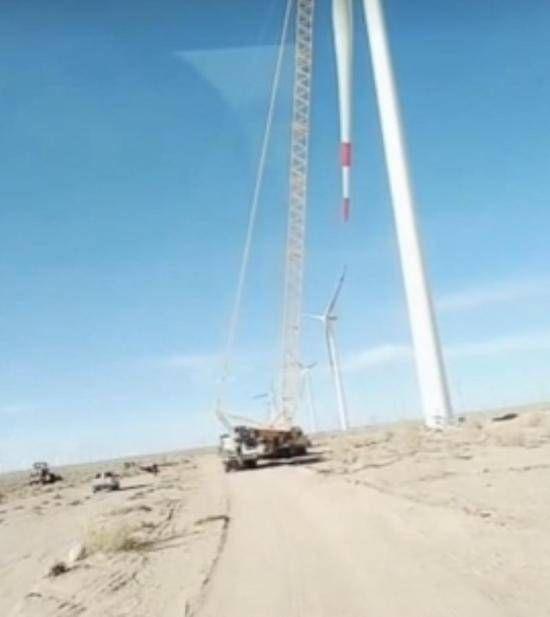 甘肃武威一风机维修保养时倒塌 致4死2伤