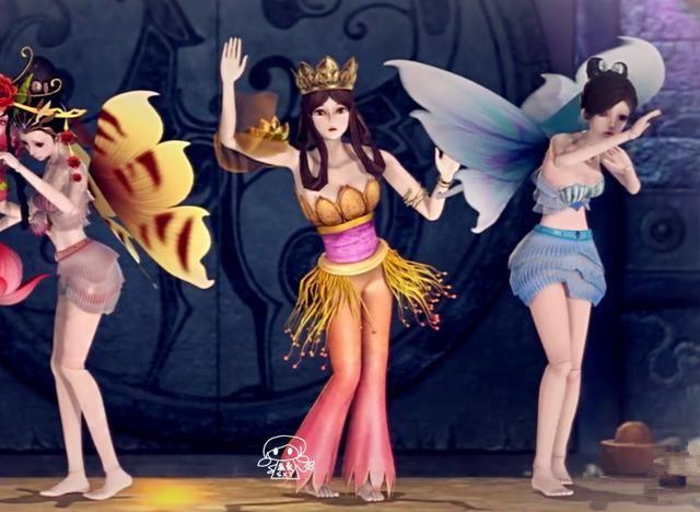 叶罗丽仙境中的四大公主,冰公主和灵公主即将在第六季到达战场