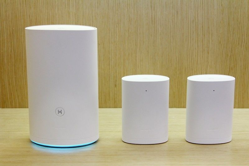 【精彩】华为发布WiFi路由器Q2实现百兆宽带连接能力