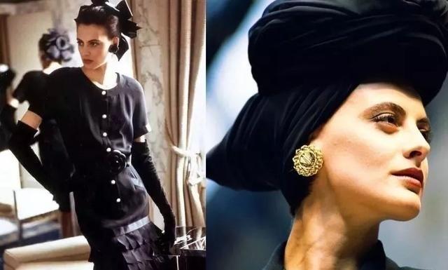人物|她是香奈儿首位专属模特,也是法国最会穿衣服的女人