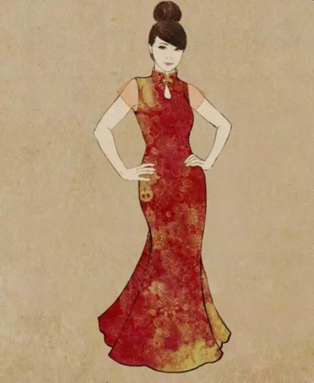中国古典服饰,她不美艳,不裸露,但在古代,中国服饰就是世界名牌,那时的made in china,更是做工精美、技艺考究、品质上乘的代名词.