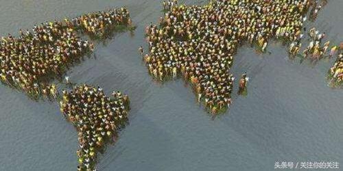 新数据--世界各国人口排行榜,中国14亿呼人口