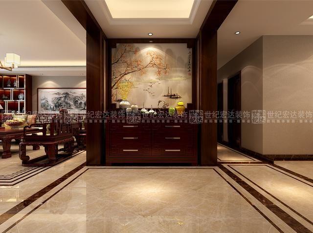 主材17万,包含项目: 墙面处理,吊顶造型,客厅影视墙,沙发背景墙造型图片