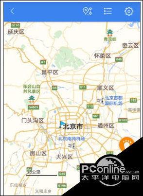 客户路程地图 步骤