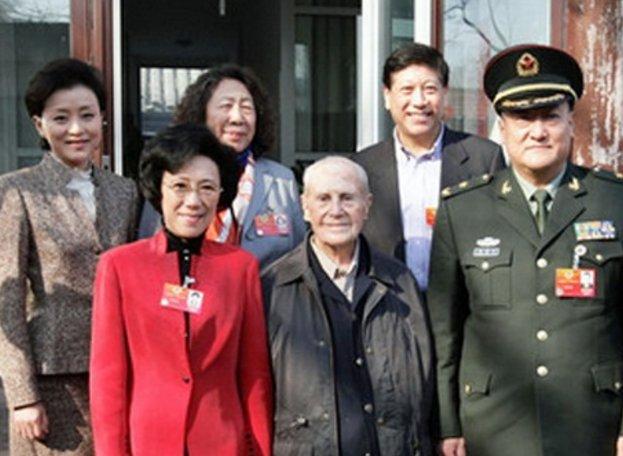 加入中国籍的外国人:此心安处是故乡,基本上都