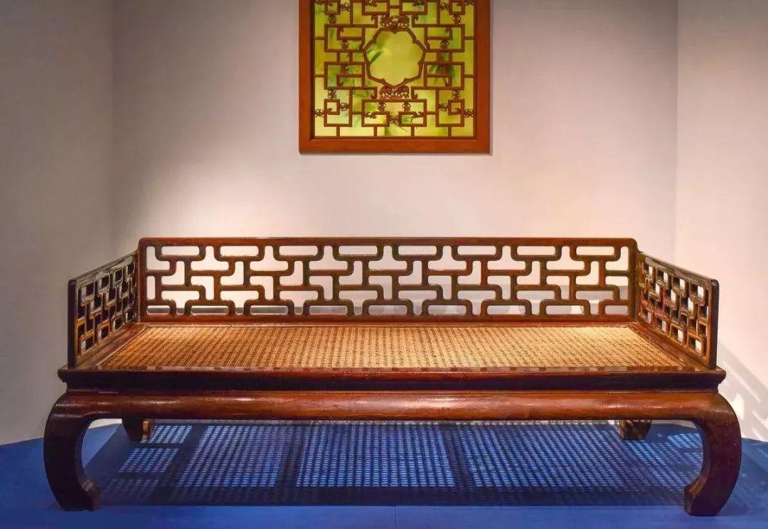 中国古典家具神器--罗汉床家具厂景洪图片