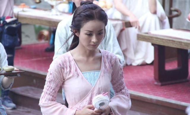 只用了5年时间,赵丽颖成电视剧人物卷最年轻演员?