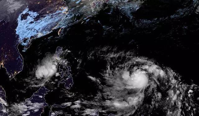 29号台风天兔生成在即,台风雨在 小雪 节气之后开始