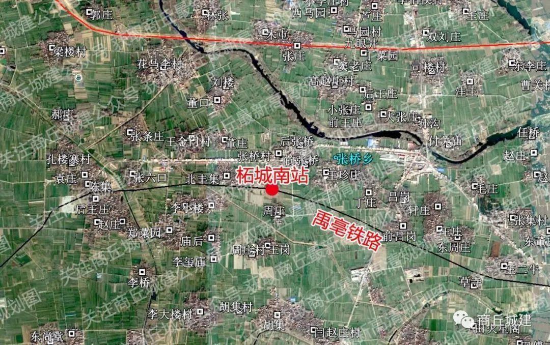 柘城最新规划图