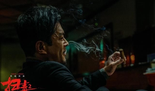 吃老本的香港警匪片,告诉你提档上映的下场