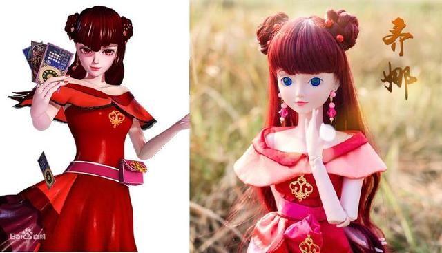 精灵梦叶罗丽人物角色与玩具娃娃大比拼,菲灵最像,齐娜太不专业