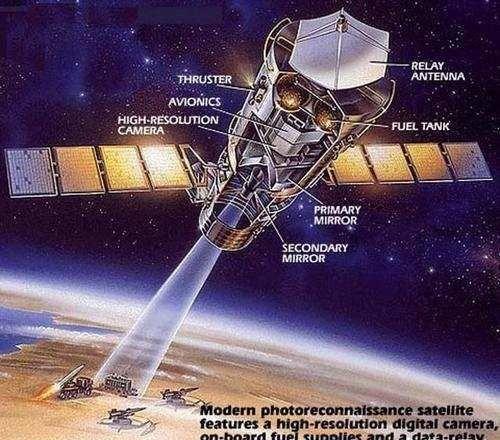 为什么有人说卫星地图都那么清晰了还要无人机侦查呢?