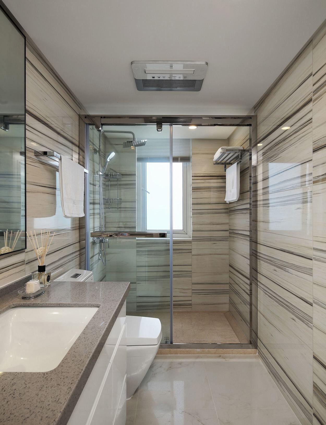 96平米的房子装修只花了10万,现代简约风格让人眼前一