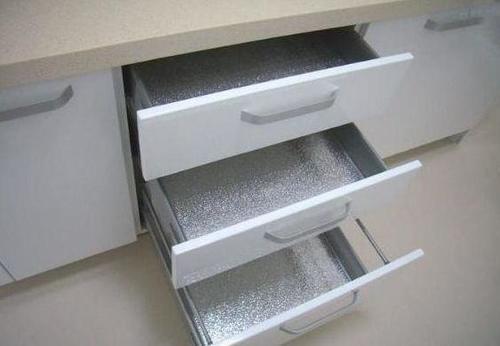 橱柜安装记得铺上一层铝箔纸!多亏了师傅的提醒,感叹高手在民间-家居窝