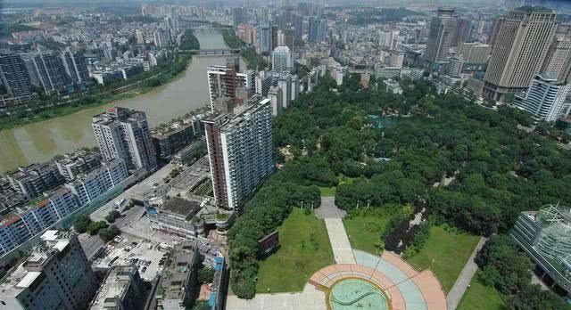 """四川哪个城市可以称得上是""""四川第二城""""?看完这个你就知道了!"""