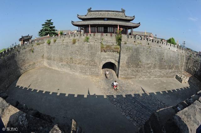 寿县古城暨八公山风景区