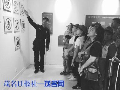 弘扬志愿服务精神 传播平安消防理念