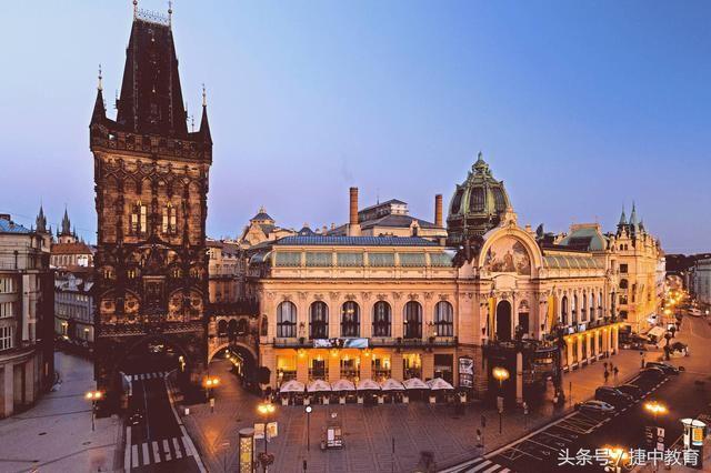 澳门新葡京线上注册:为什么要选择去捷克留学?