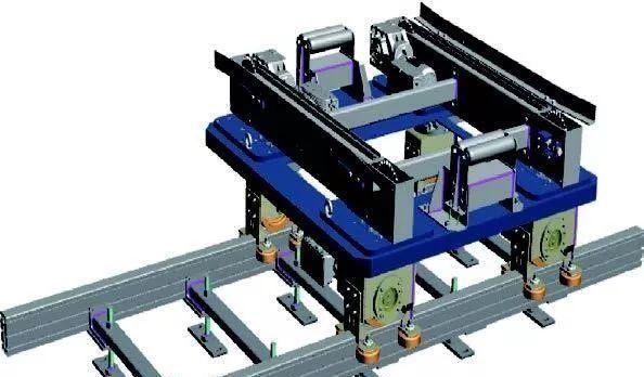 西门子 SINAMICS 系列变频器主从控制在环形车上的应用