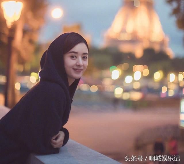 赵丽颖杨颖刘嘉玲为Diorv公益公益视频,为何偏视频感谢蹈图片