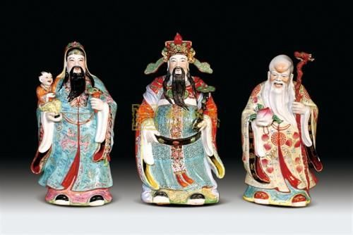 真正的中国道教神系 十 灿烂星汉,神之巅峰天仙至尊礼斗圣班